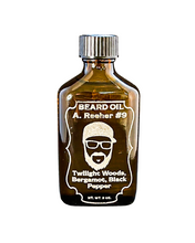 Load image into Gallery viewer, A. Reeher #9 Beard Oil