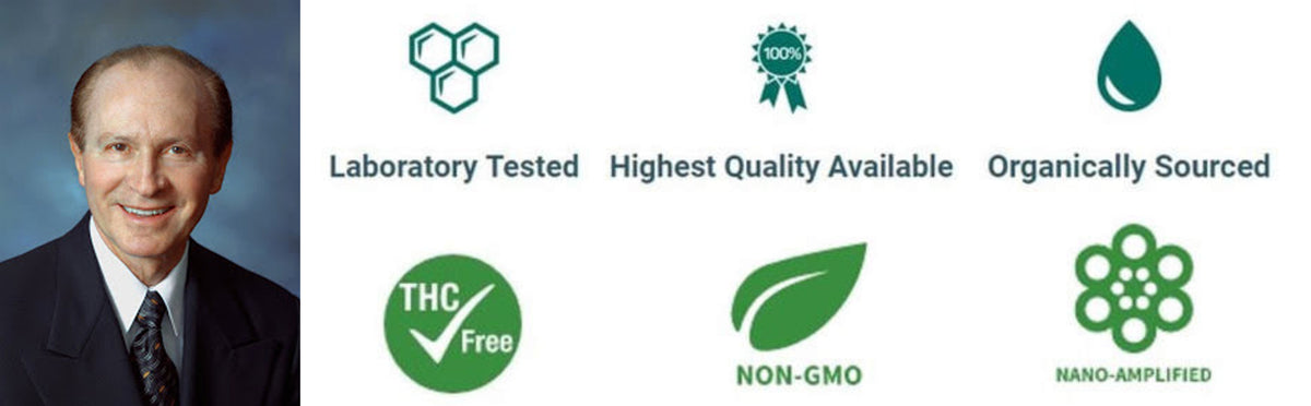 Laboratory Tested CBD, Highest Quality Available