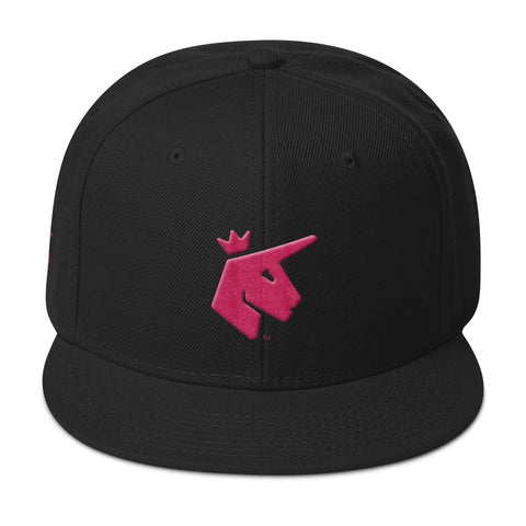 Classic Pink Icon Snapback
