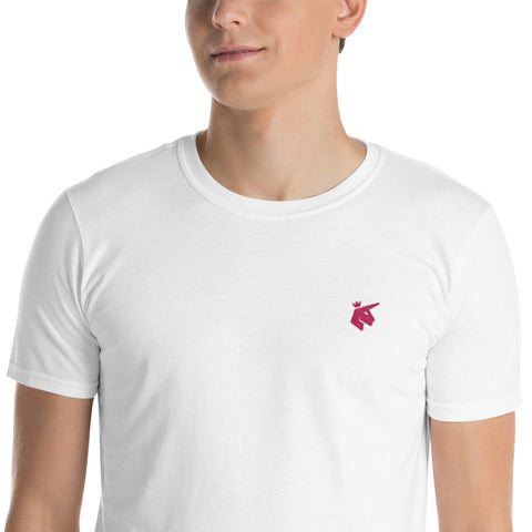 Classic Embroidered Icon T-Shirt