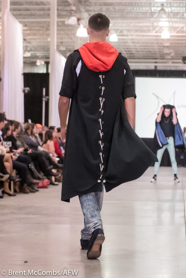 The Sneaker - Laced up Sport Cape