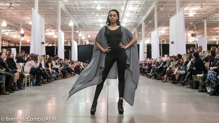 CheckMate - Flowy Cape (Men or Women)