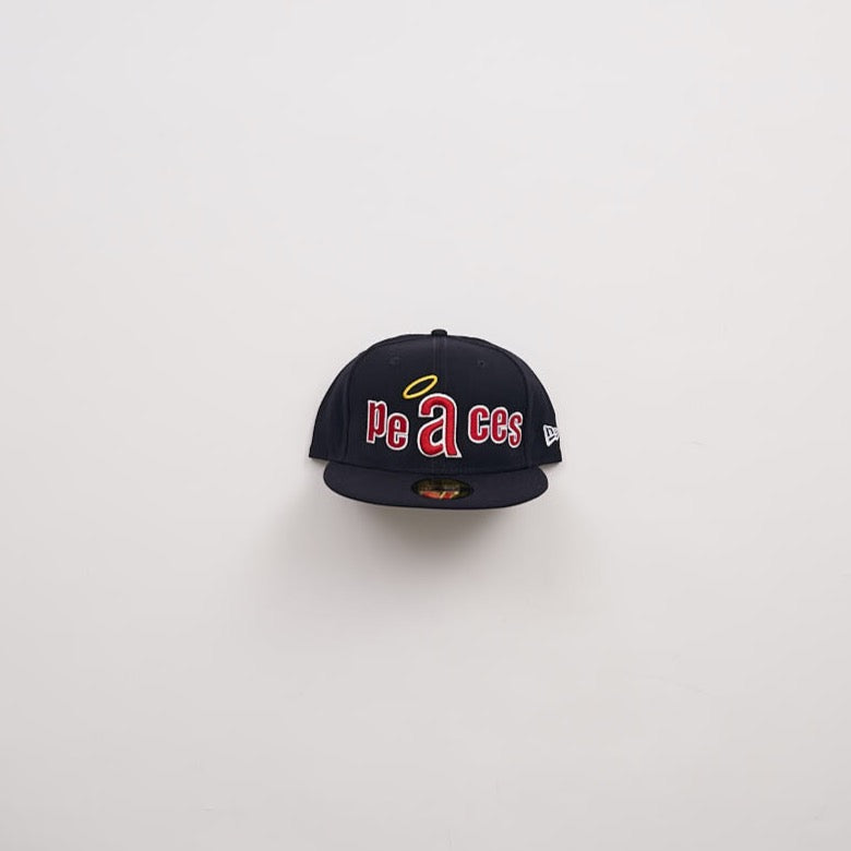 Peaces Fitted hat