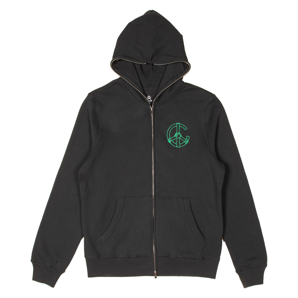 Black Unity Full Zip