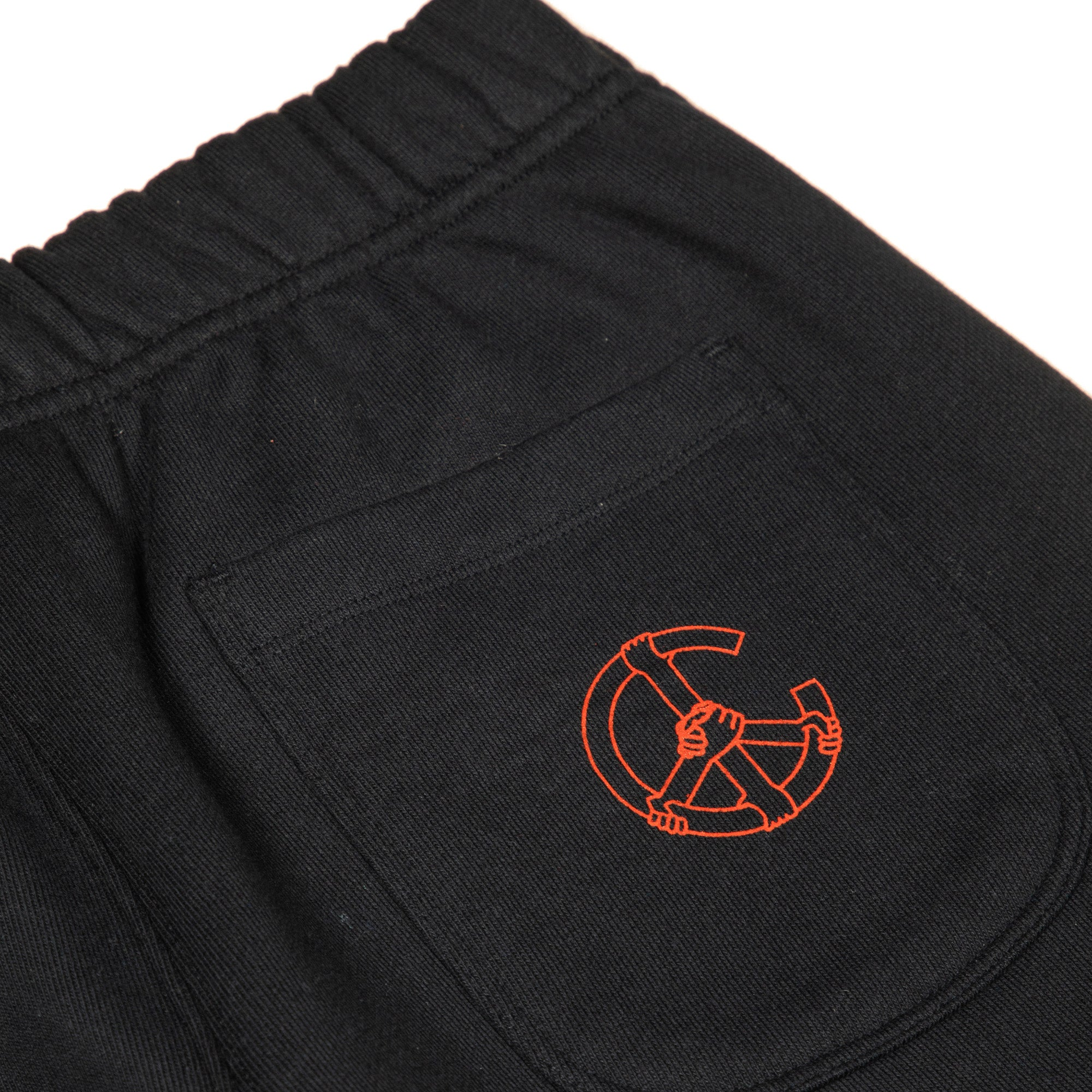 Black Unity Sweatpants