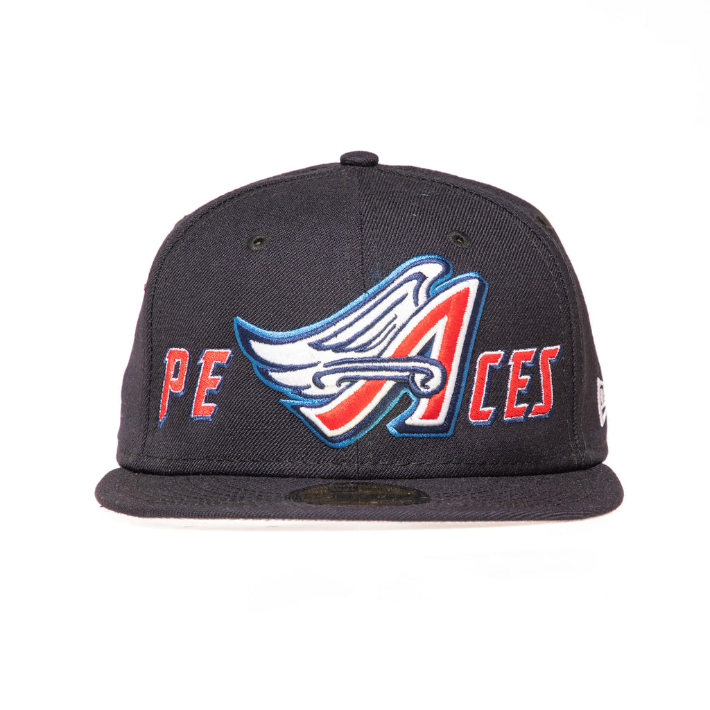 Peaces Alternate Fitted Hat