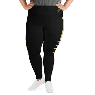 FITT Plus Size Leggings - The FITT Collection