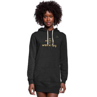 TFT Hoodie Dress - The FITT Collection