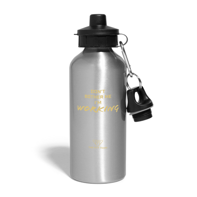 Water Bottle - The FITT Collection