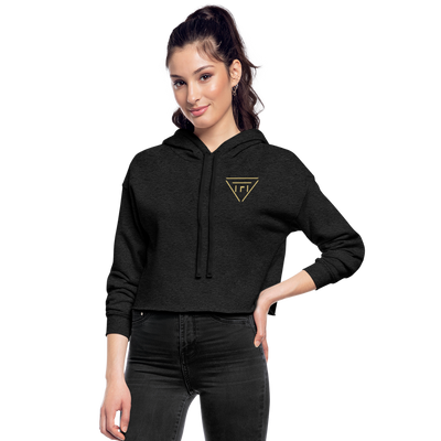 Women's Cropped Hoodie - The FITT Collection