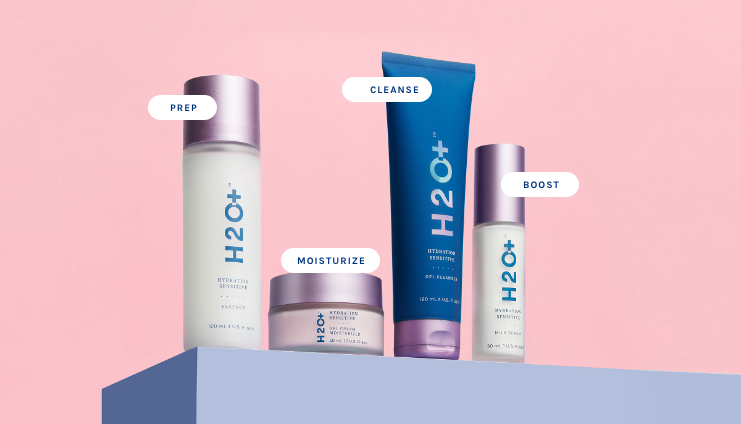 Hydration Sensitive Collection