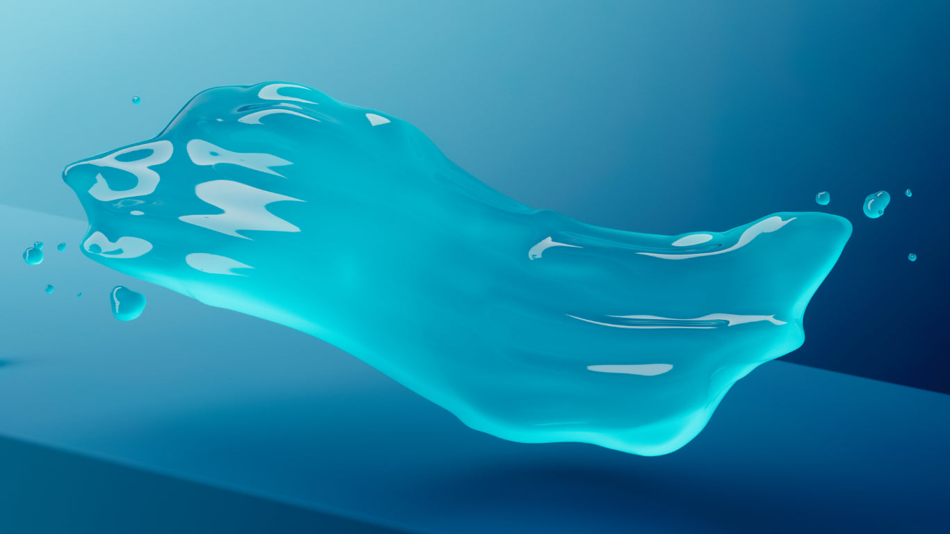 Floating Water Zoom Background
