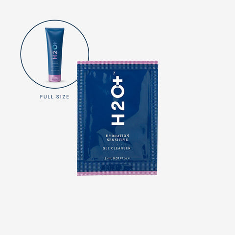 Hydration Sensitive Cleanser Packette