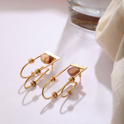 MISTY PLANET EARRING