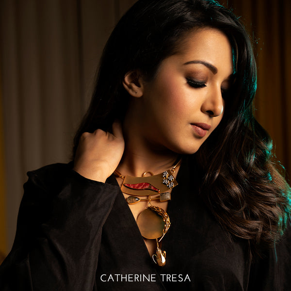Picturesque Prospect Necklace - Worn by Catherine Tresa