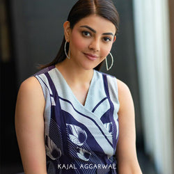 Idyllic Field Earring in Silver - Worn by Kajal Aggarwal