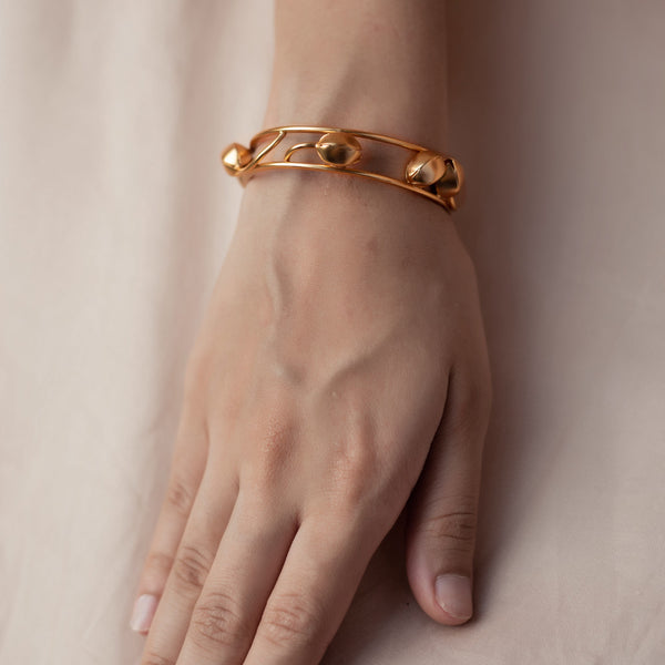 Gold Kada Design for Man
