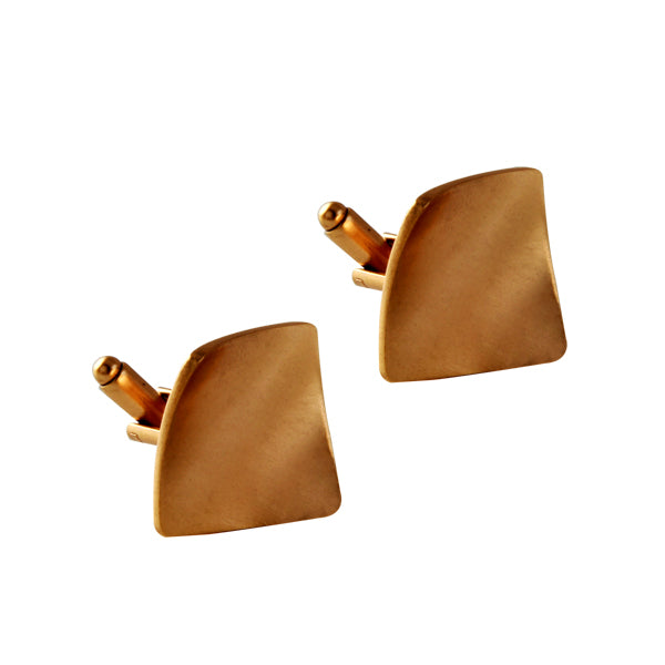 gold-curved-square-cuff-links
