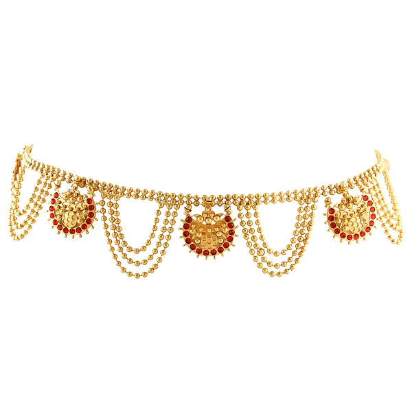 gold-chandra-kamarbandh-with-red-crystals