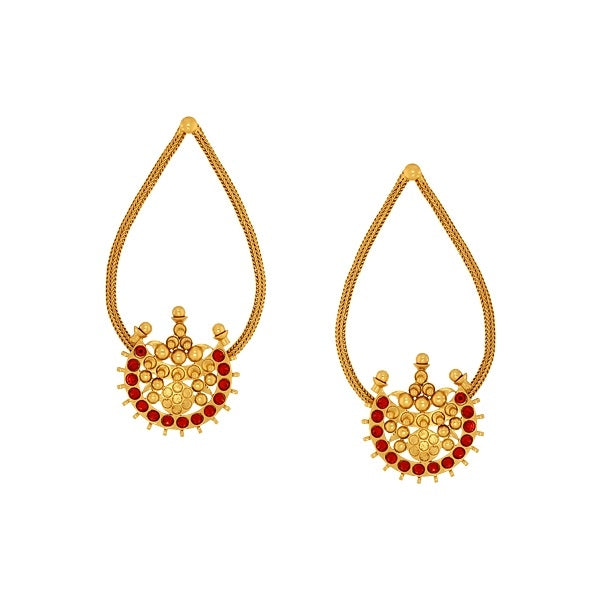 gold-chandra-hoop-earringsl-with-red-crystals