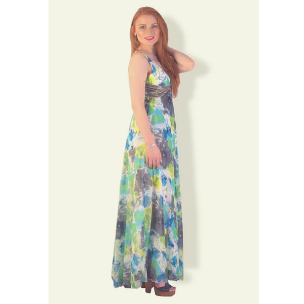 Zingfy Summer Blue Magic Dress