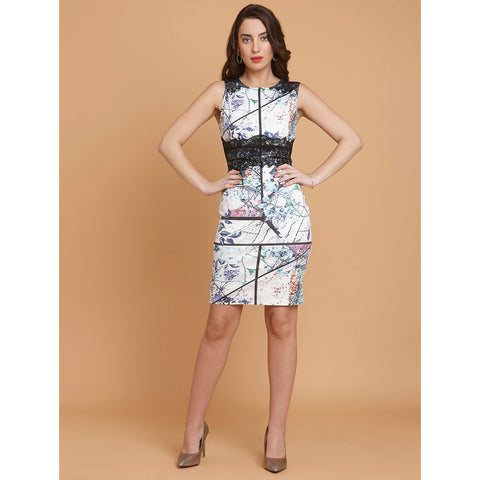 Zingfy Partygoers Splash Of Colors Dress