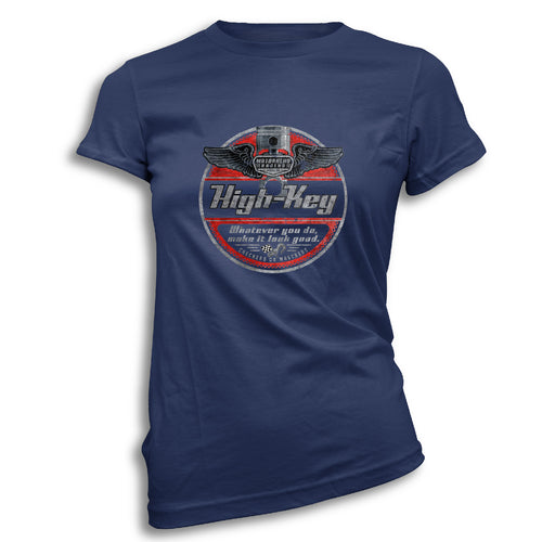 Women's High Key T-Shirt