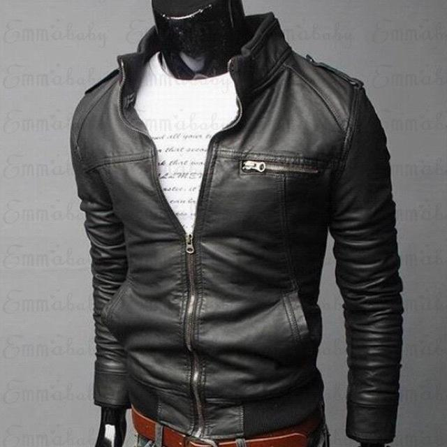 Beasty Leather Jacket