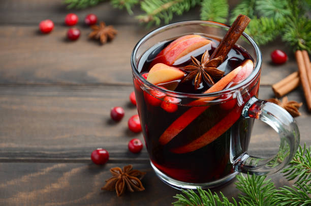 How to make a French mulled wine ?