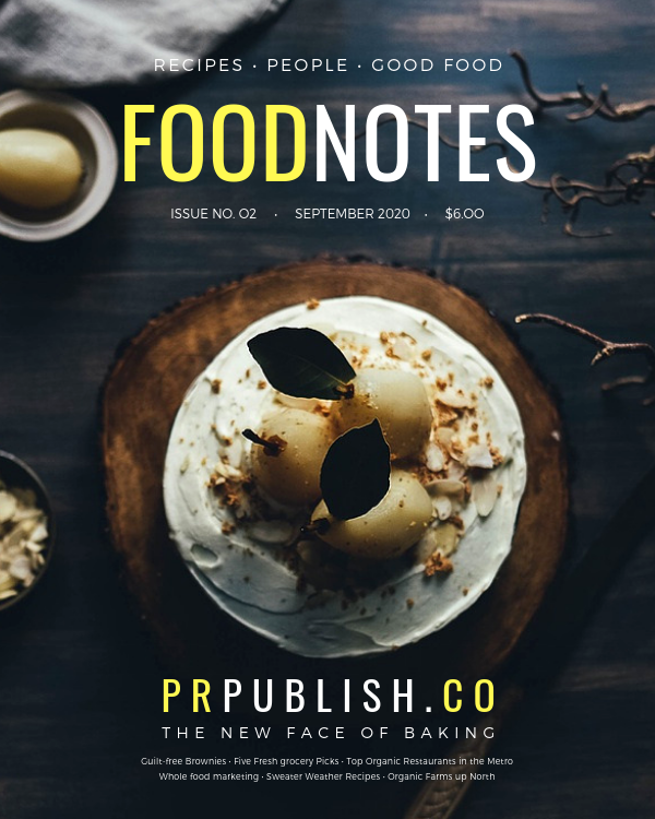 Food Industry Targeted PR + 500 News Outlets