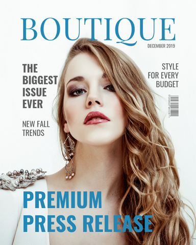 Boutique & Accessories Targeted + 500 News Outlets