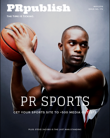 Fitness Industry Focused PR + 500 News Outlets
