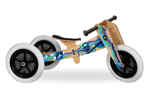 Wishbone Bike Limited Edition 3in1 Space