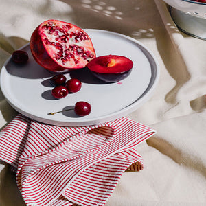 CANDY STRIPE NAPKIN SET OF 4