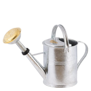 5 LITER WATERING CAN IN ZINC