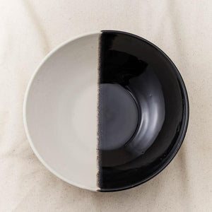 GIGI BOWL IN NOIR BLANC