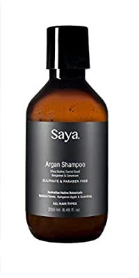 SHAMPOO ARGAN 550ML