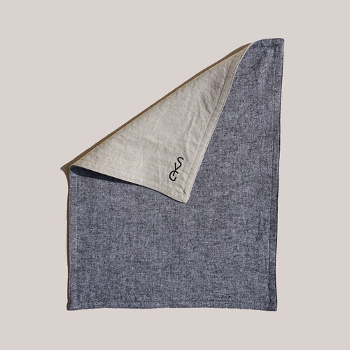 AS x SYG OATMEAL LINEN/CHAMBRAY PLACEMAT