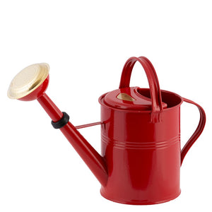 5 LITER WATERING CAN IN RED
