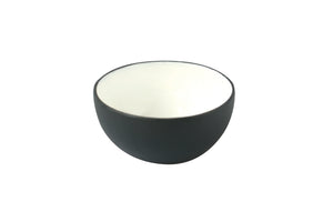 ALUMINUM & ENAMEL MINI BOWL