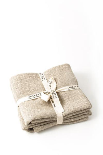 LINEN NATURAL DISH TOWELS