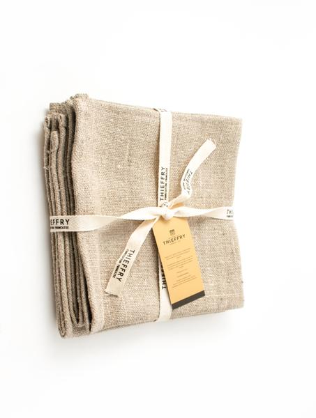 LINEN NAPKINS NATURAL
