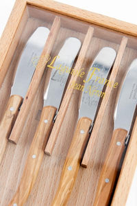 OLIVEWOOD SPREADERS SET OF 4