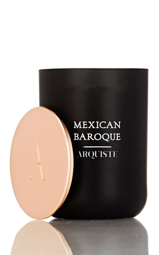 MEXICAN BAROQUE CANDLE