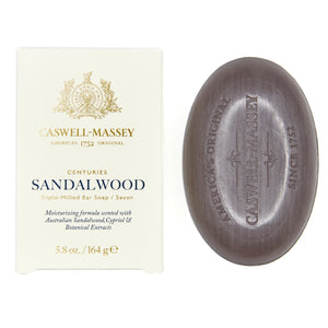 CENTURIES SANDALWOOD BAR SOAP