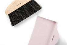 Load image into Gallery viewer, MINI HAND BRUSH AND PINK DUSTPAN