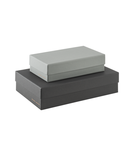 DOCUMENT BOXES GREY