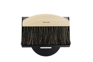 MINI HAND BRUSH AND BLACK DUSTPAN