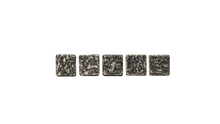 Load image into Gallery viewer, PREMIUM WHISKY STONES, SET OF 6 - GABBRO
