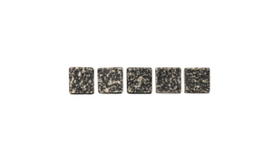 PREMIUM WHISKY STONES, SET OF 6 - GABBRO